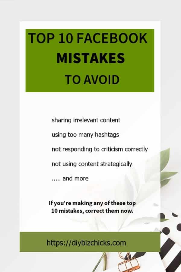 Top-10-FB-Mistakes-To-Avoid