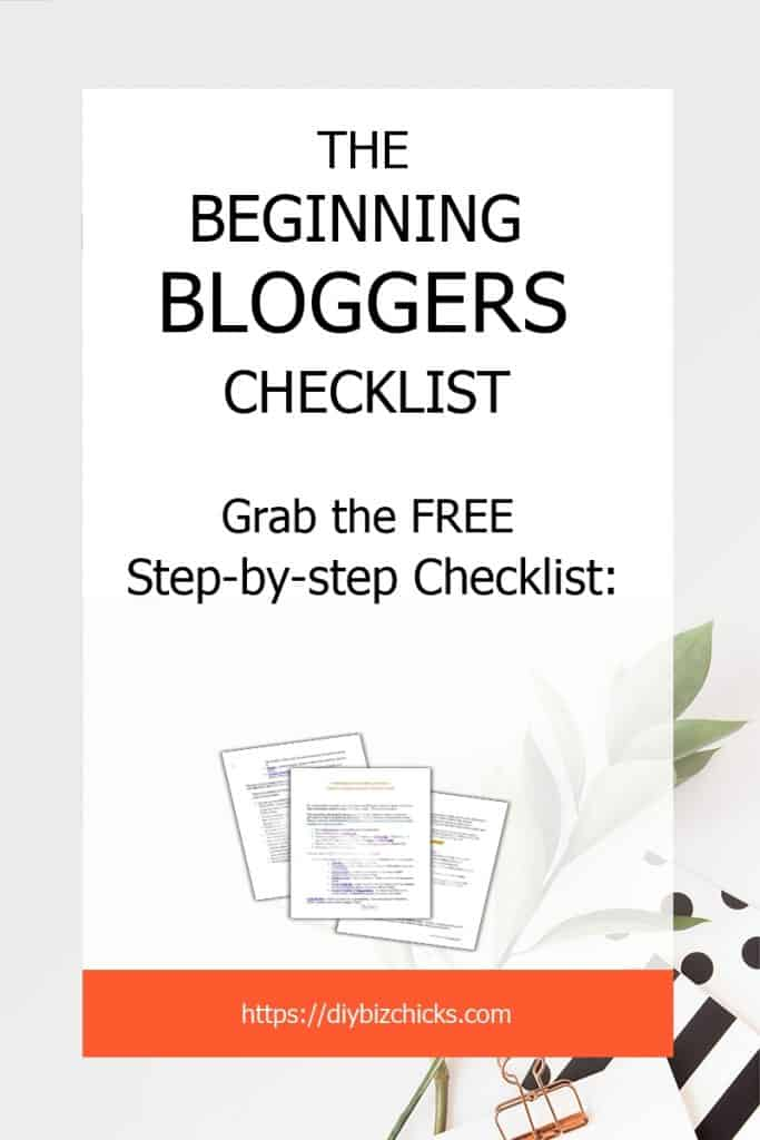 Want your website up fast, but not sure how? Step by step instructions from domain name to publish. Beginner bloggers - DiyBizChicks.