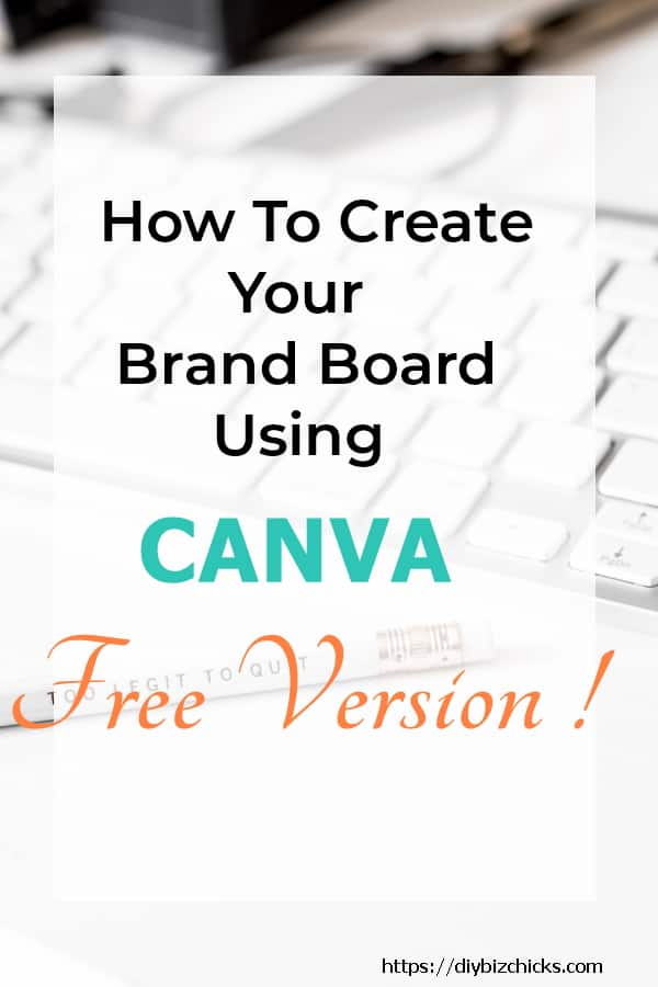 Biz Brand Board