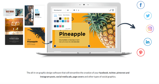 Visme - The Easiest Graphic Design Tool 1
