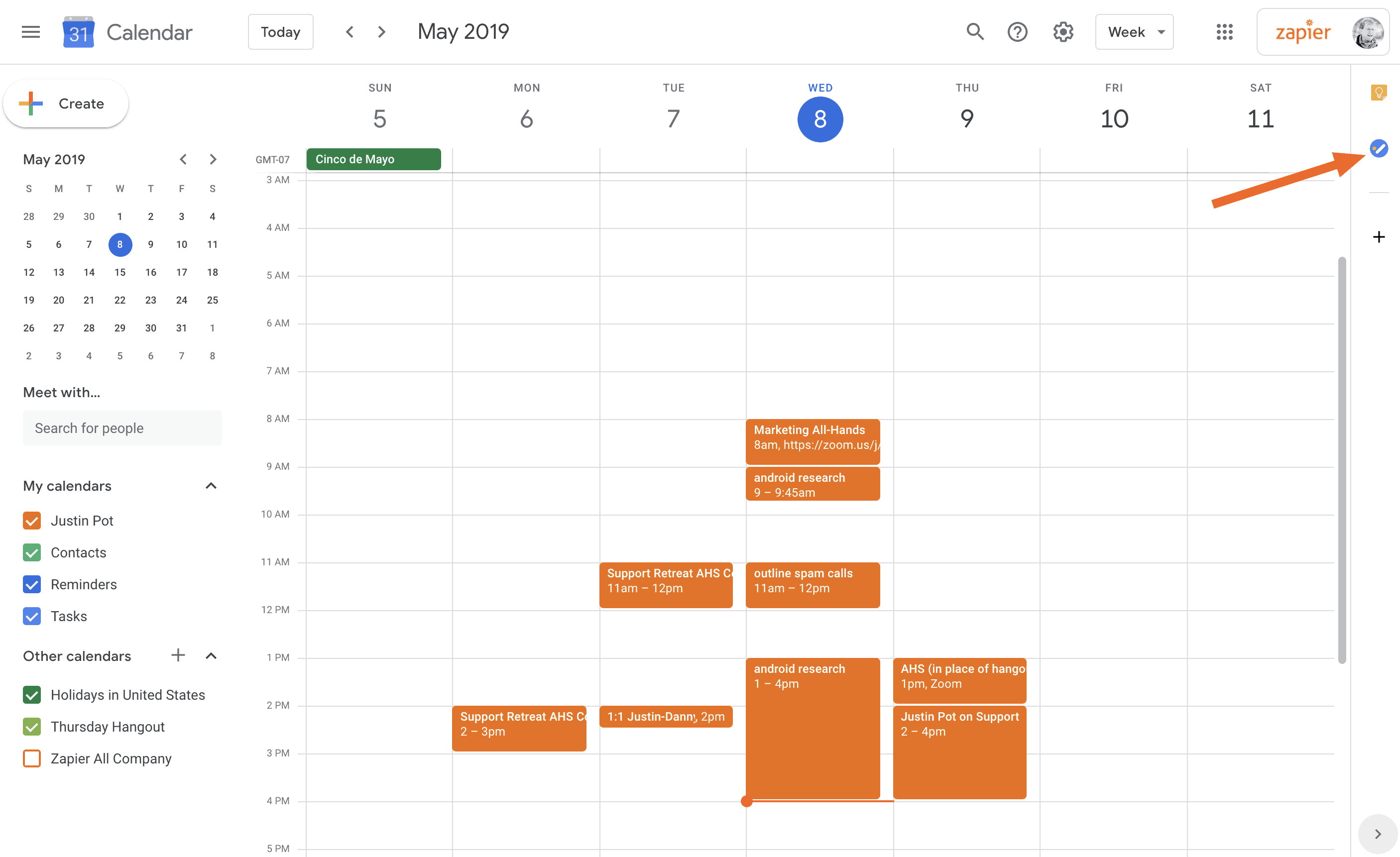 Google Calendar – 9 Ways To Make It The Ultimate Productivity Tool